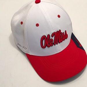 "Nike  ""Ole Miss"" Legacy 91 Dri-Fit  Baseball Hat"